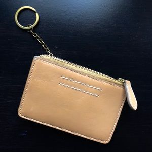 Authentic Frye Keychain Coin Purse